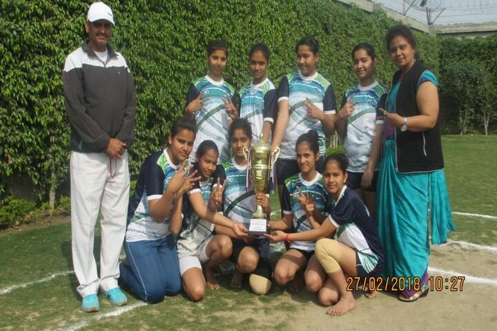 L N Public School-Sports Team