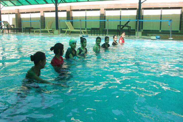 L N Public School-Swimming Pool