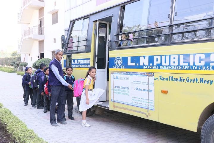 L N Public School-Transport