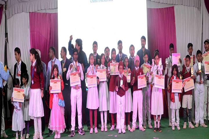 L S S National Public School-Award Winners