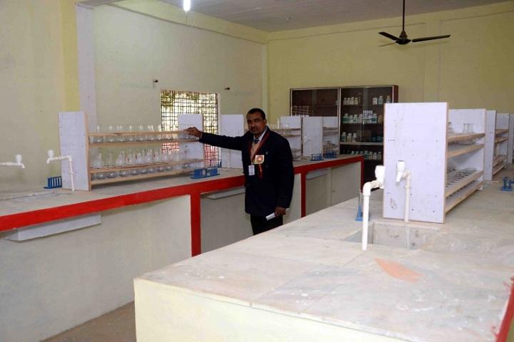 L S S National Public School-Chemistry Lab