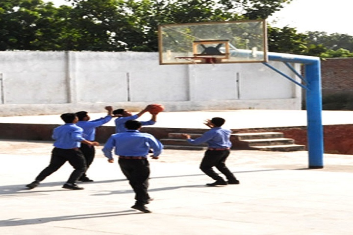 L K International School-Basket Ball Court