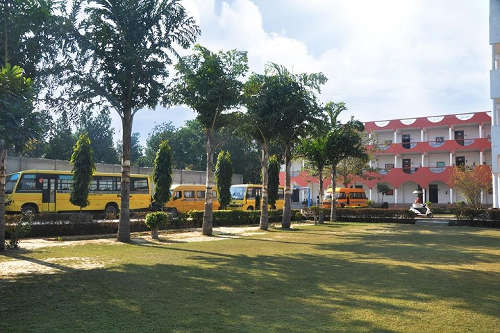 L K International School-School View