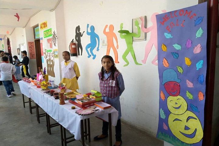 L K International School-Science Exhibition