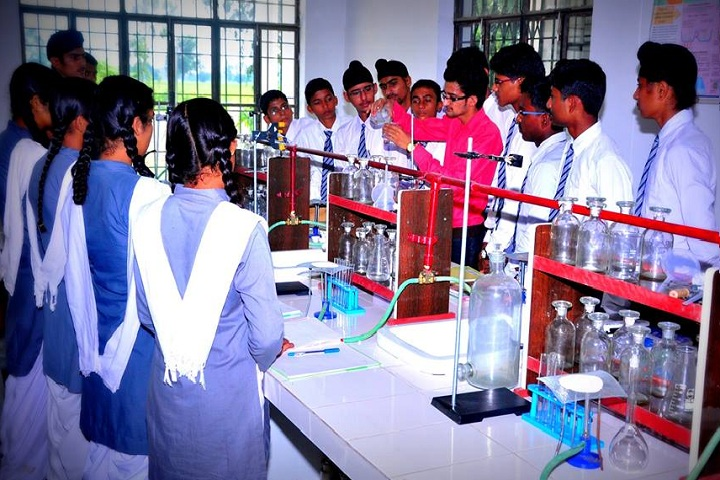 L S P Public School-Chemistry Lab
