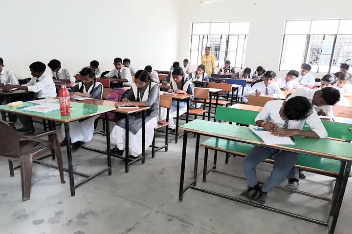 L S P Public School-Classroom