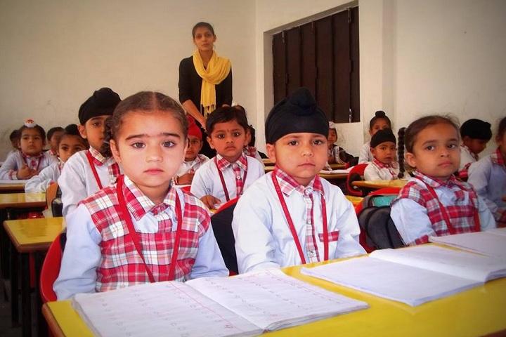 L S P Public School-KG Classrooms