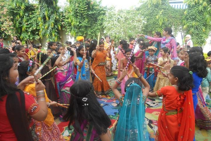 La Matina School-Krishnashtami Celebration