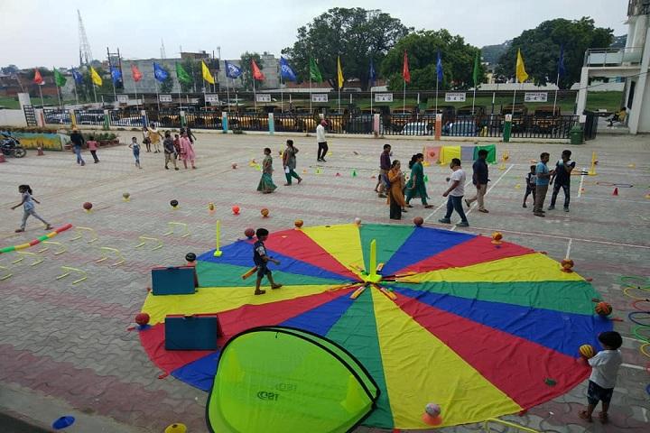 La Matina School-Play Area