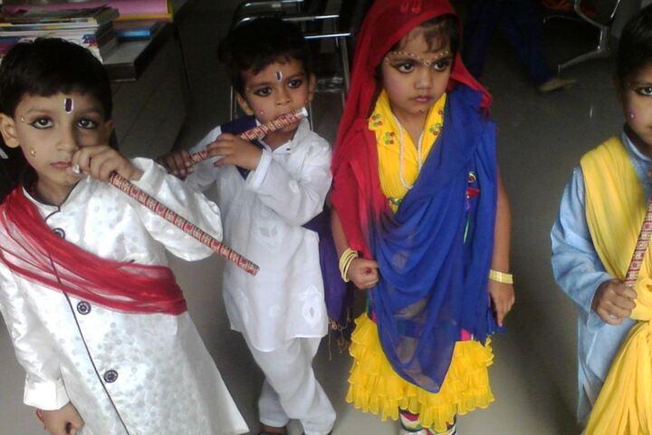 Lakshya Singapore International School-Fancy Dress