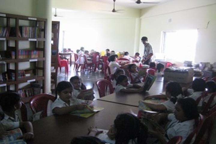 Lakshya Singapore International School-Library