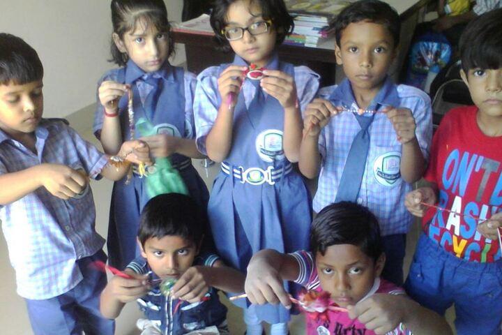 Lakshya Singapore International School-Students