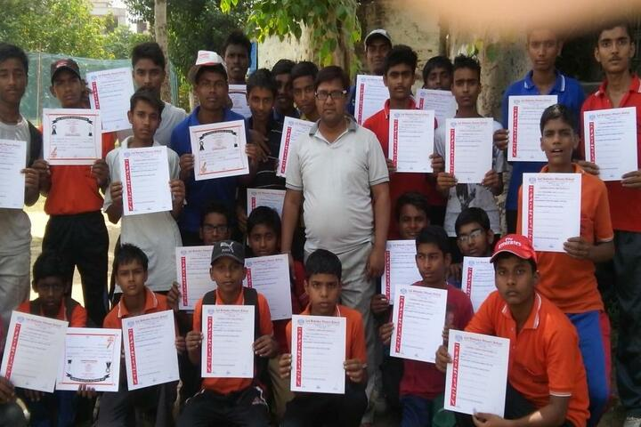 Lal Bahadur Shastri Sainik Secondary School-Achievement
