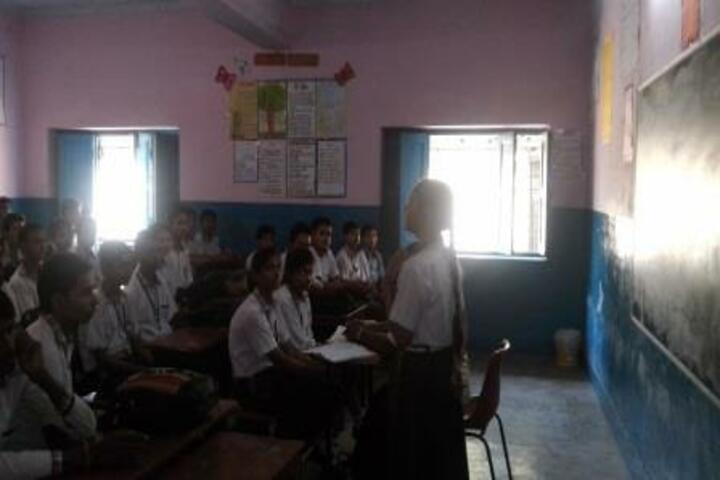 Lal Bahadur Shastri Sainik Secondary School-Classroom1