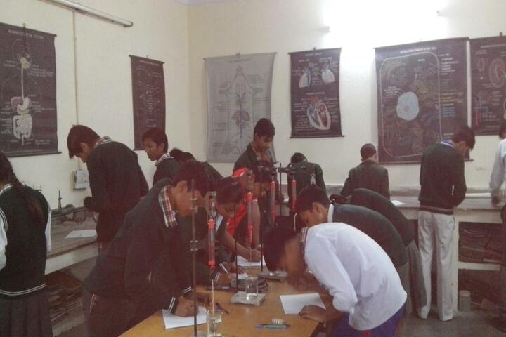 Lal Bahadur Shastri Sainik Secondary School-Lab1