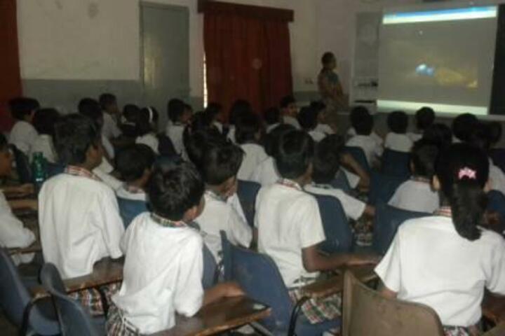 Lal Bahadur Shastri Sainik Secondary School-Smartclass