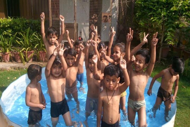 Lal Bahadur Shastri Sainik Secondary School-Swimming Pool