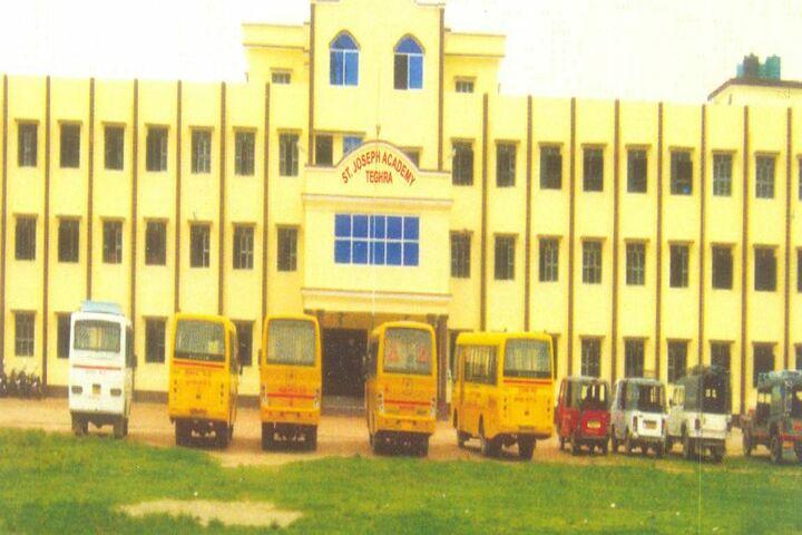 St Joseph Academy-Campus-View