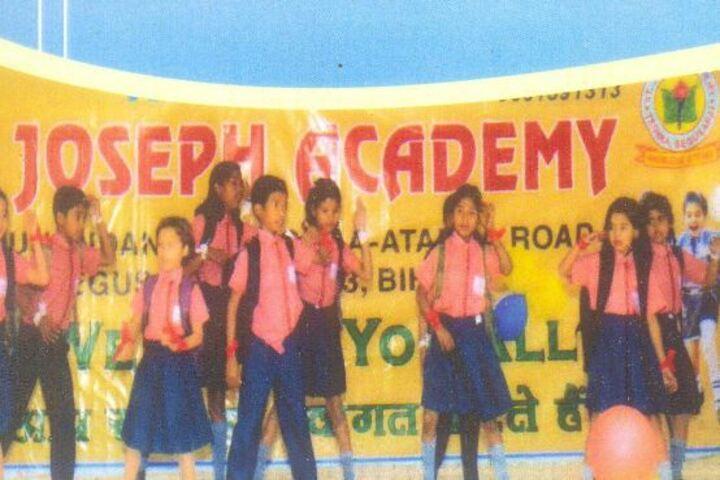 St Joseph Academy-Dance