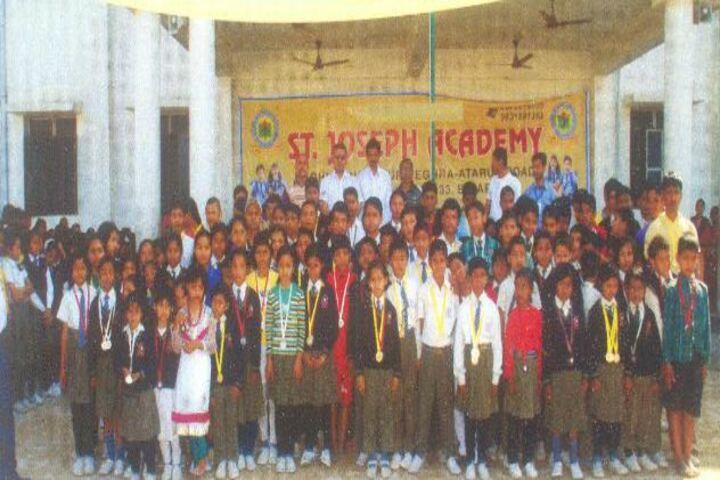 St Joseph Academy-Student-Photo