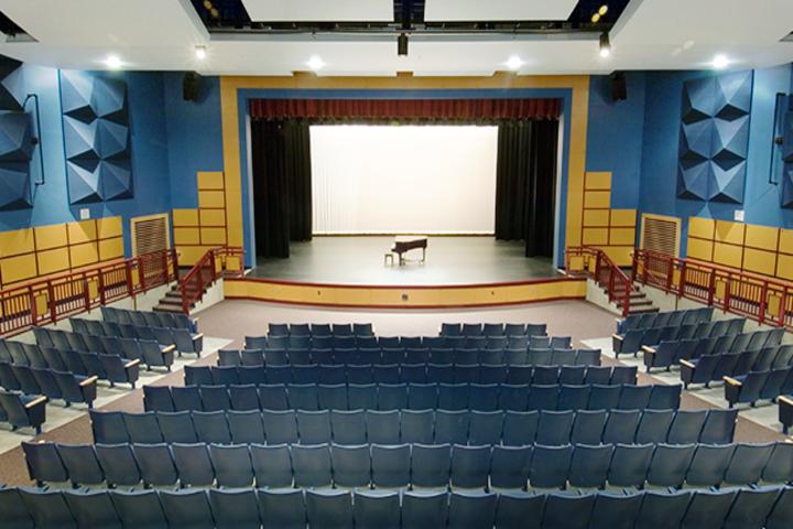 Lala Radhey Shyam Academy-Auditorium