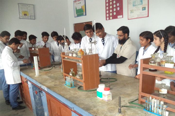 Lala Radhey Shyam Academy-Chemistry-Lab