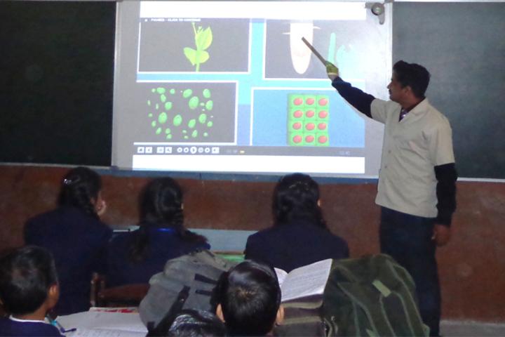 Lala Radhey Shyam Academy-Class