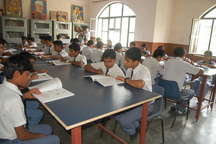 Lala Radhey Shyam Academy-Library