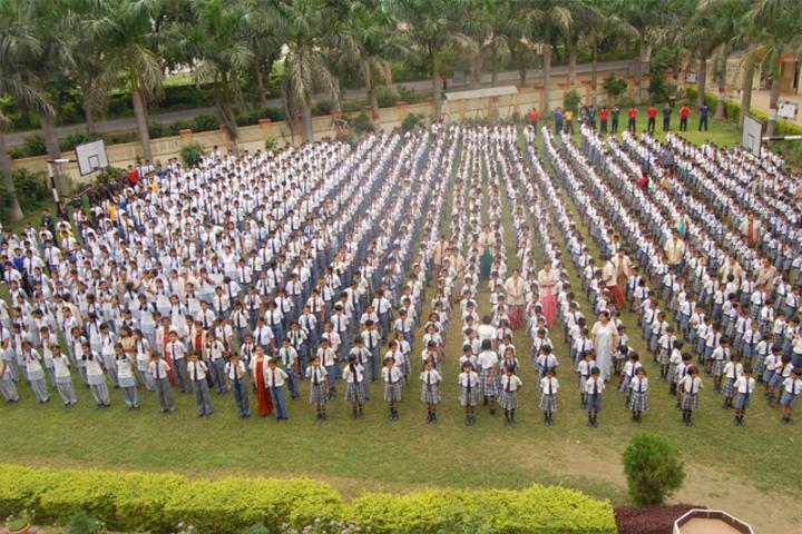 Lala Radhey Shyam Academy-Morning-Assembly