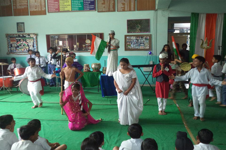 Lala Radhey Shyam Academy-Dance