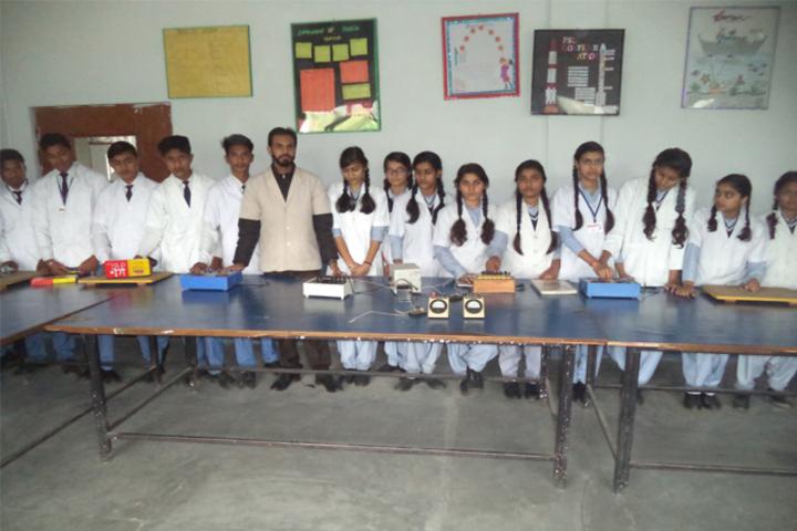 Lala Radhey Shyam Academy-Physic-Lab