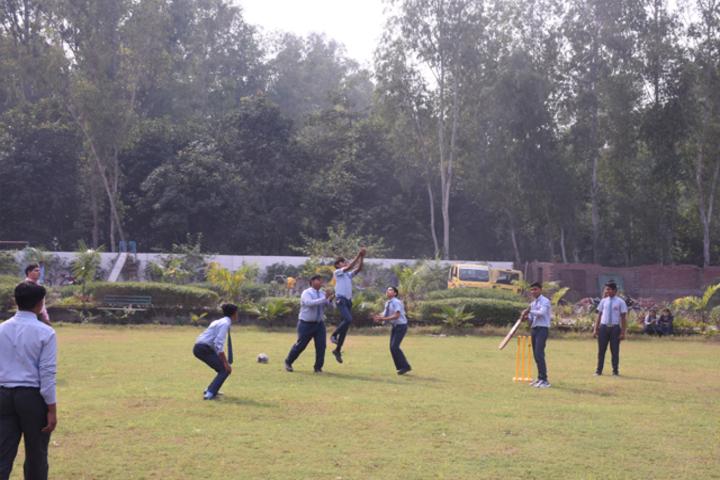 Lala Radhey Shyam Academy-Sports