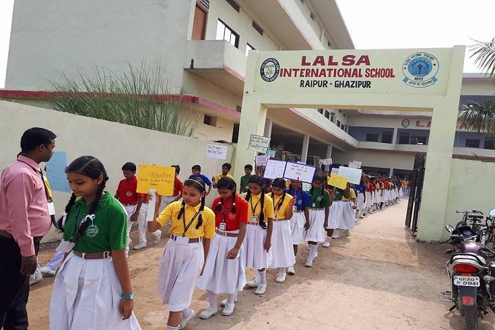 Lalsa International School-Rally