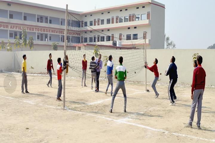 Lalsa International School-Volley Ball Court