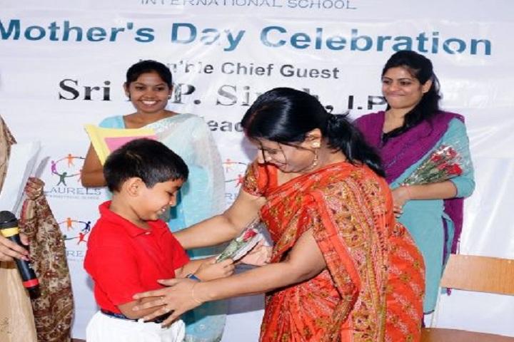 Laurels International School-Mothers Day