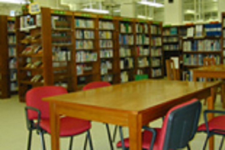 St Judes Vidyalaya-Library