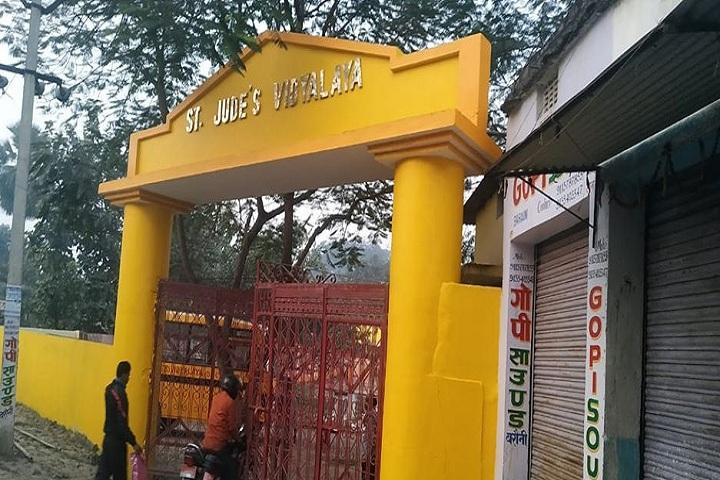 St Judes Vidyalaya-Entrance