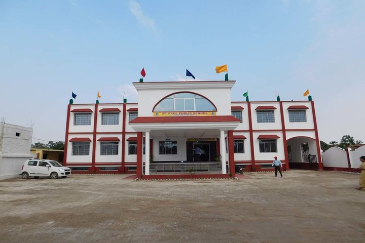 St Paul Public School-Campus-View