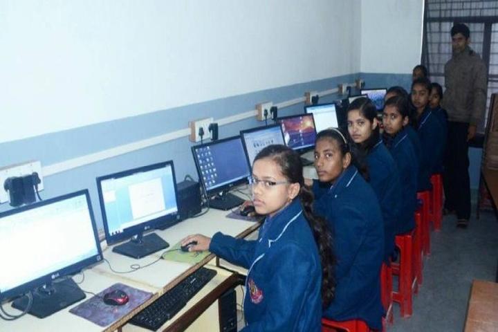 St Paul Public School-Computer Lab