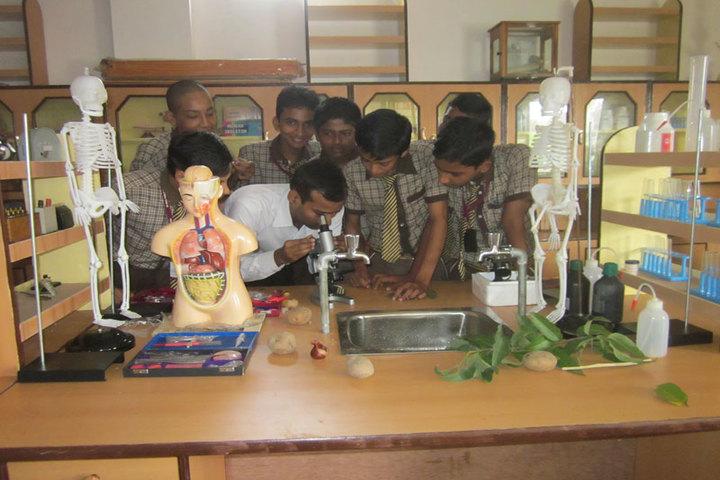St Paul Public School-Science