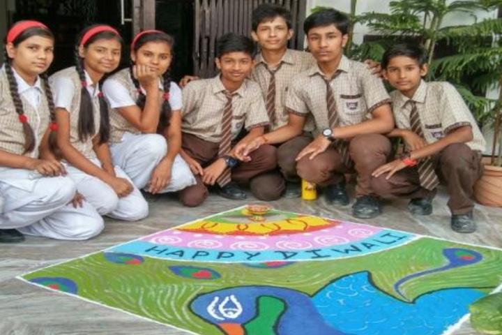 Little Angels School-Festival Celebration