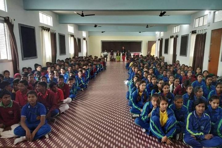 Little Flower Children School-Auditorium