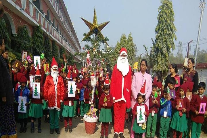 Little Flower Children School-Christmas Celebrations