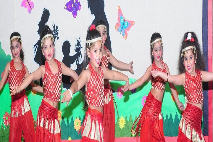 Little Flower Children School-Dance