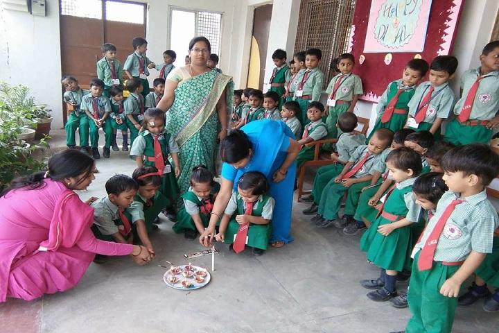 Little Flower Children School-Diwali Celebration