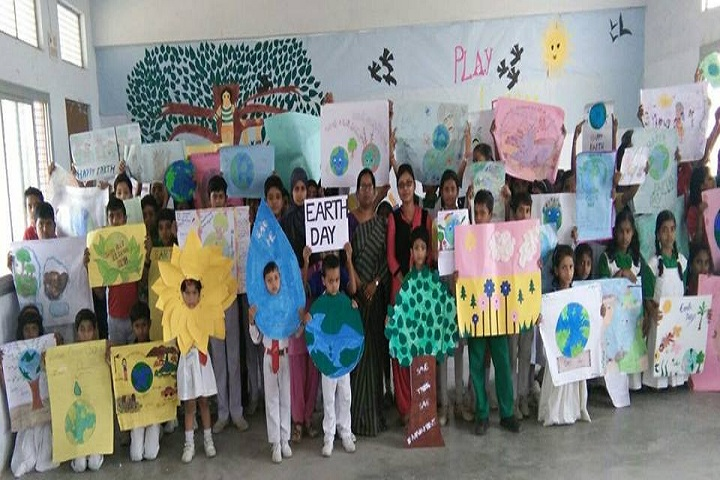 Little Flower Children School-Earth Day Celebration