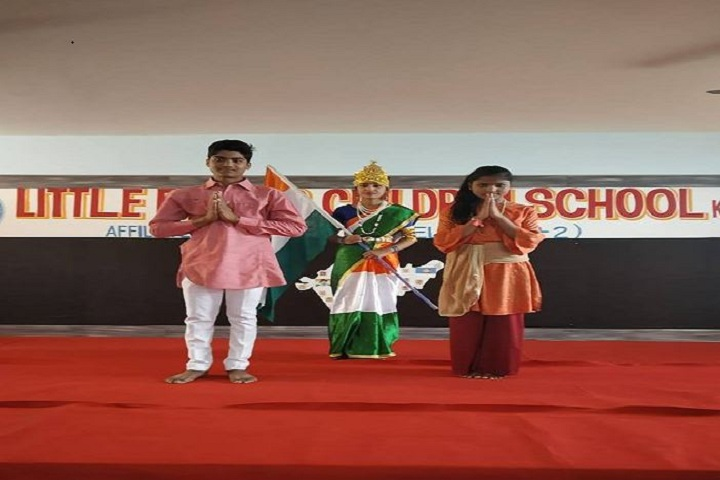 Little Flower Children School-Independence Day Celebrations
