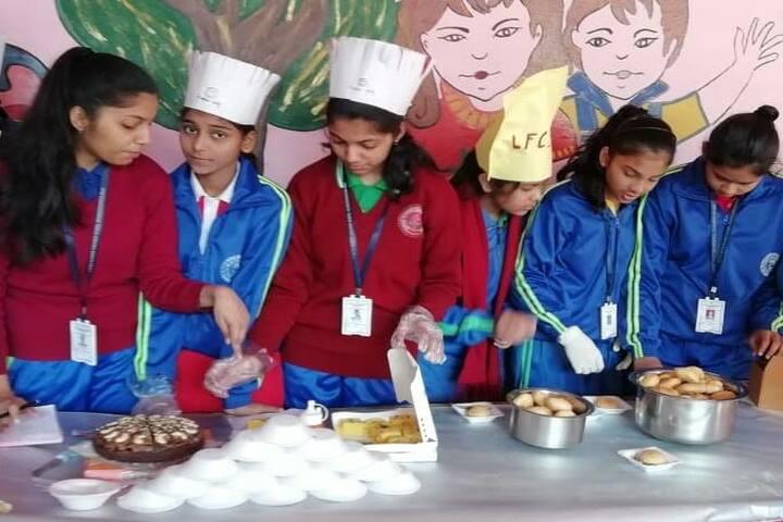 Little Flower Children School-Food Mart