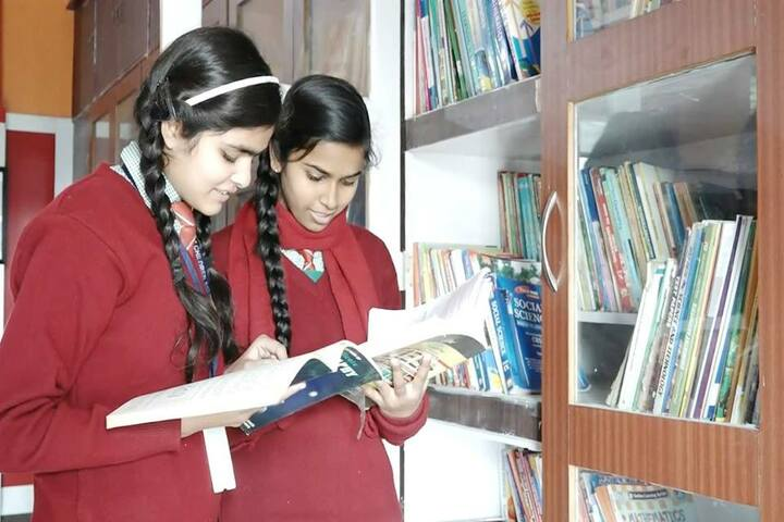 Little Flower Children School-Library