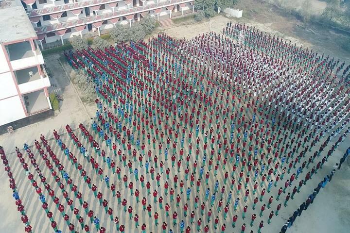 Little Flower Children School-Assembly